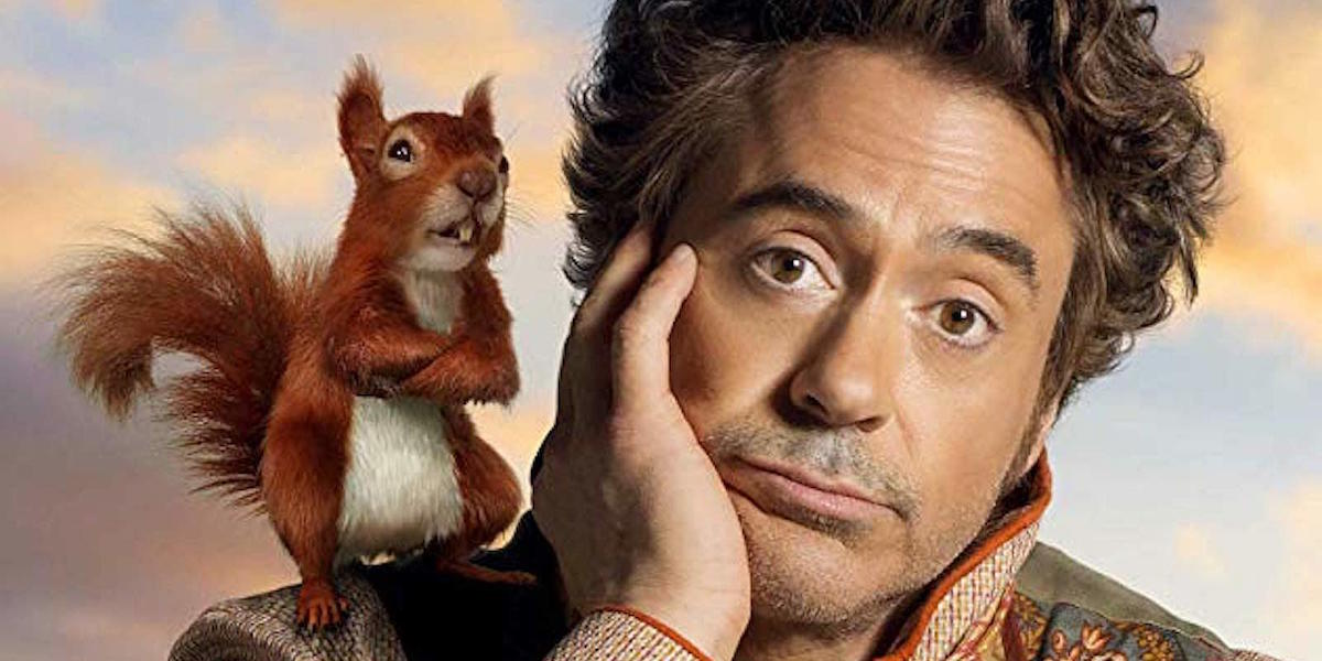 Why Robert Downey Jr. Has A Welsh Accent In