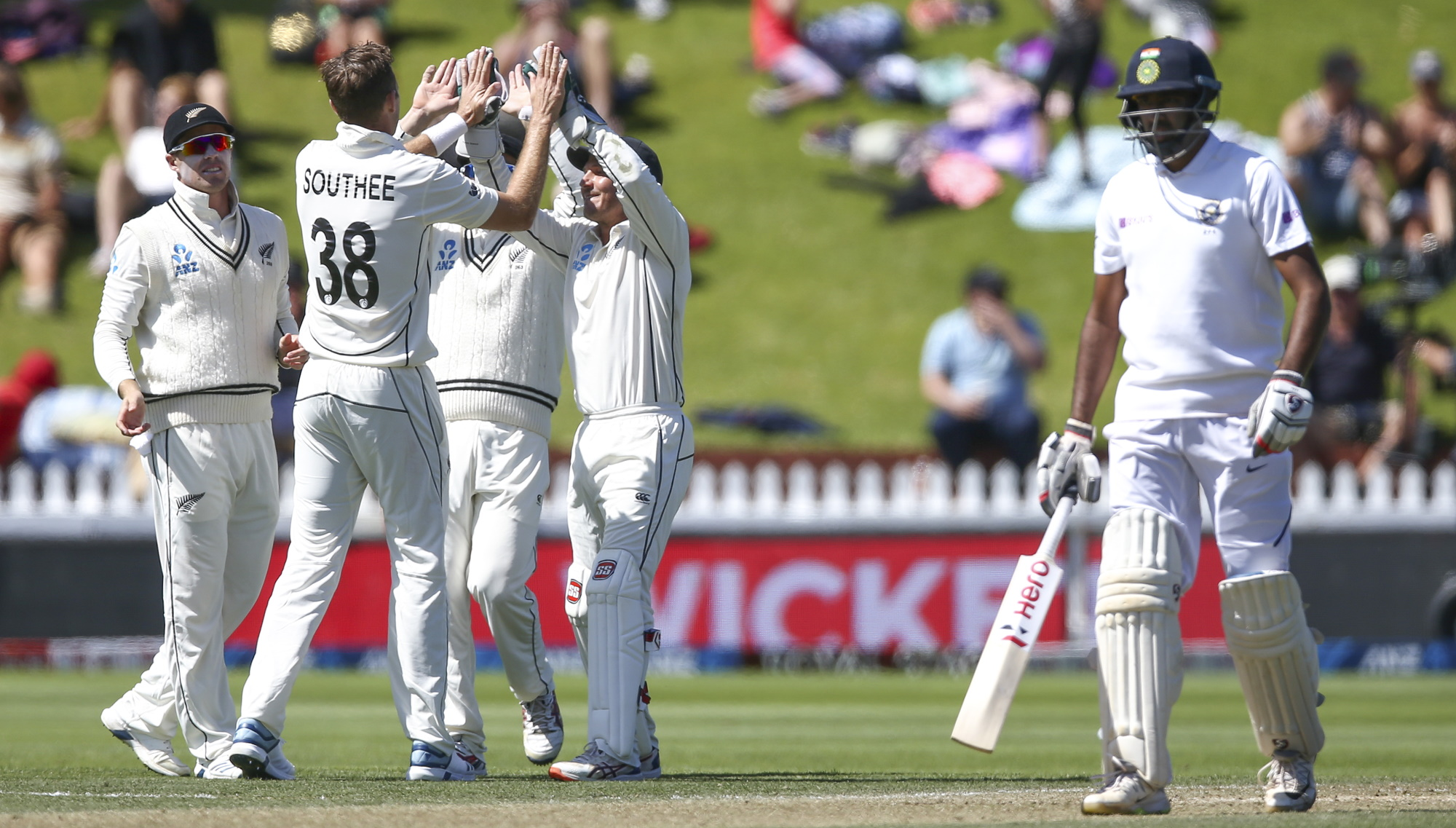 How to watch New Zealand vs India: live stream 2nd Test cricket from anywhere | TechRadar