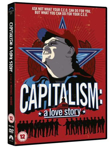 A Love Story - Win Michael Moore's provocative documentary on DVD