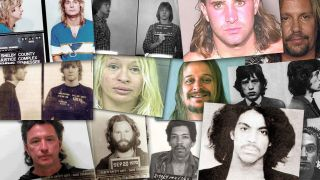 Rock Star Mugshots