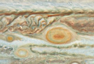 Victor Emerges in Stormy Battle on Jupiter