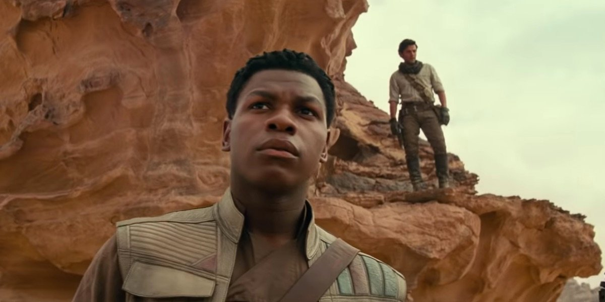 John Boyega's Agent May Have Leaked When The Next Star Wars: The Rise Of Skywalker Trailer Will Hit