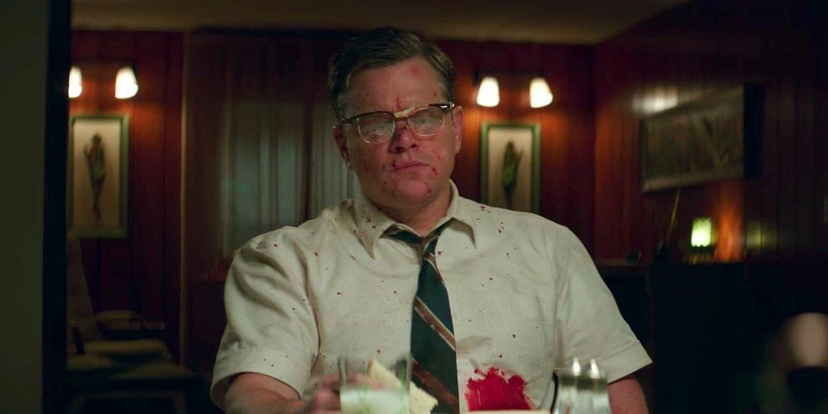 Matt Damon - Suburbicon