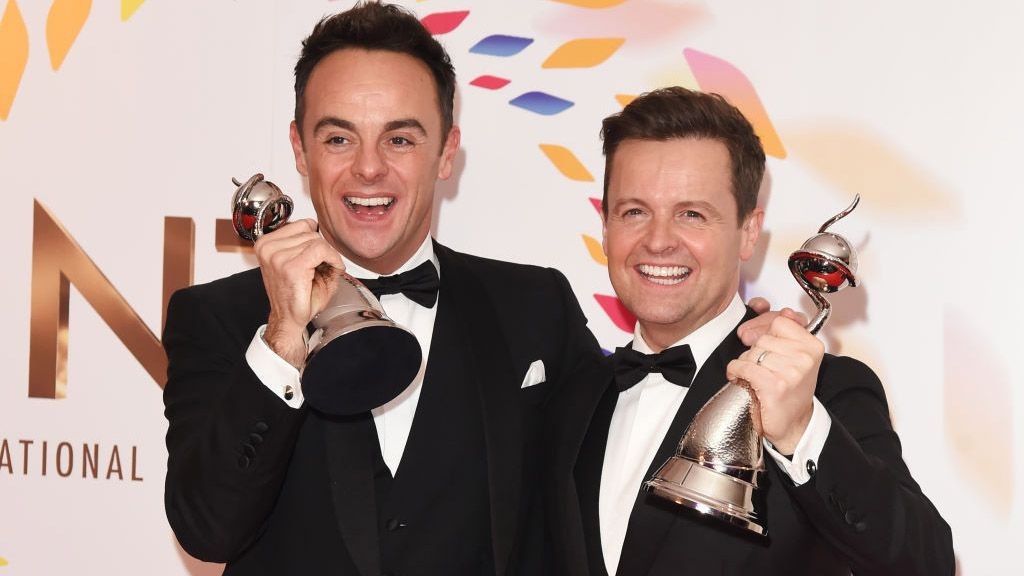 Ant & Dec 'to launch' big prize money game show
