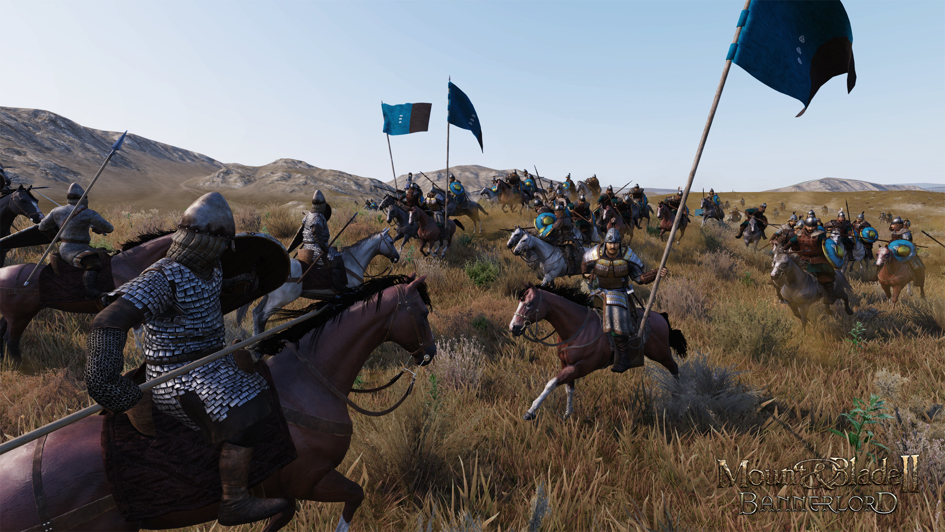 Mount Blade 2 Bannerlord Arrives On March 31 In Early Access
