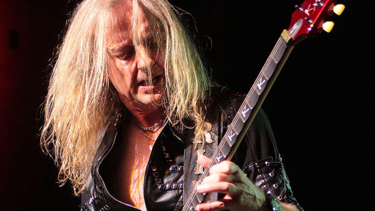 Former Judas Priest guitarist KK Downing returns with new band KK's Priest