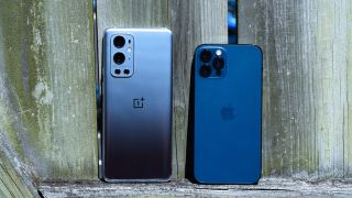 oneplus 9 pro vs iphone 12 pro