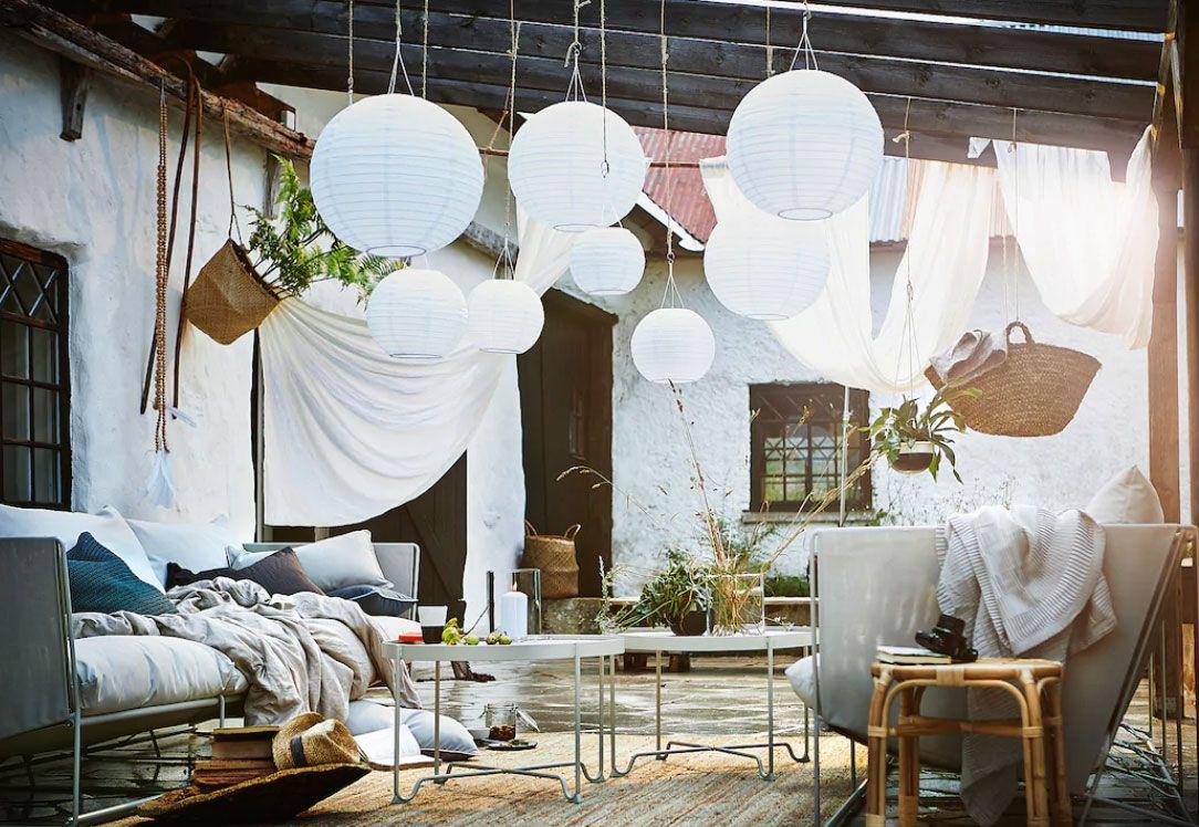 5 ways to customise your Ikea lighting