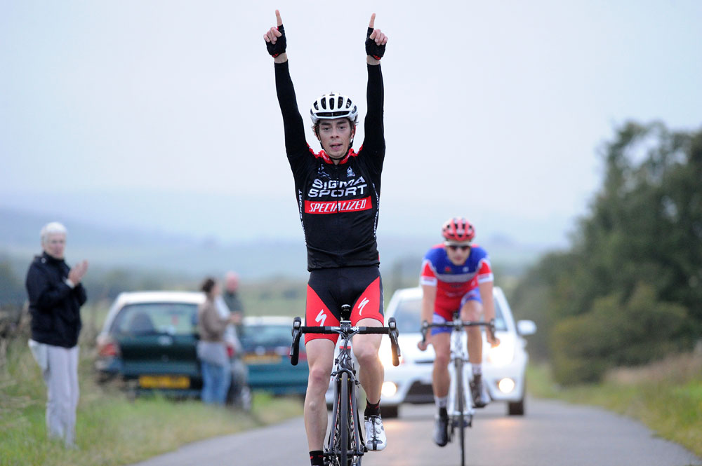 Tom Murray wins, Shefrec CC 2011