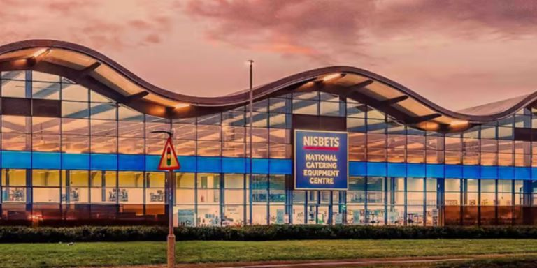 Nisbets catering centre provides catering equipment for businesses and the home
