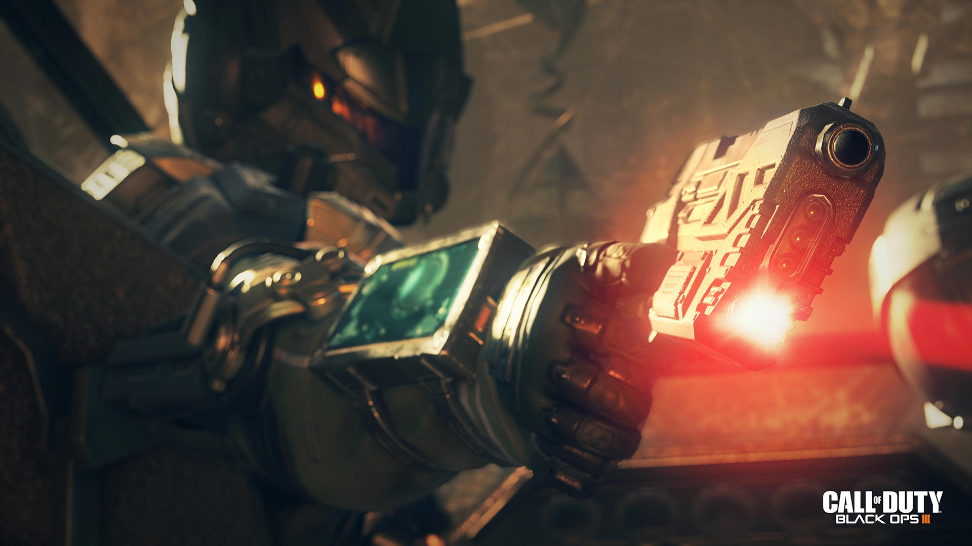 Call Of Duty: Black Ops 3 Screenshots Introduce Super-Soldiers And Robots  #32762