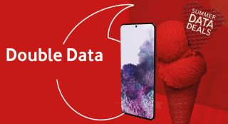 Vodafone Is Doubling Data Deals On Iphone 11 Pro Se Samsung S20 Sim Only And More Techradar