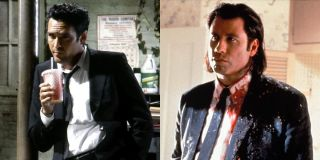 Vic Vega from Reservoir Dogs and Vincent Vega from Pulp Fiction