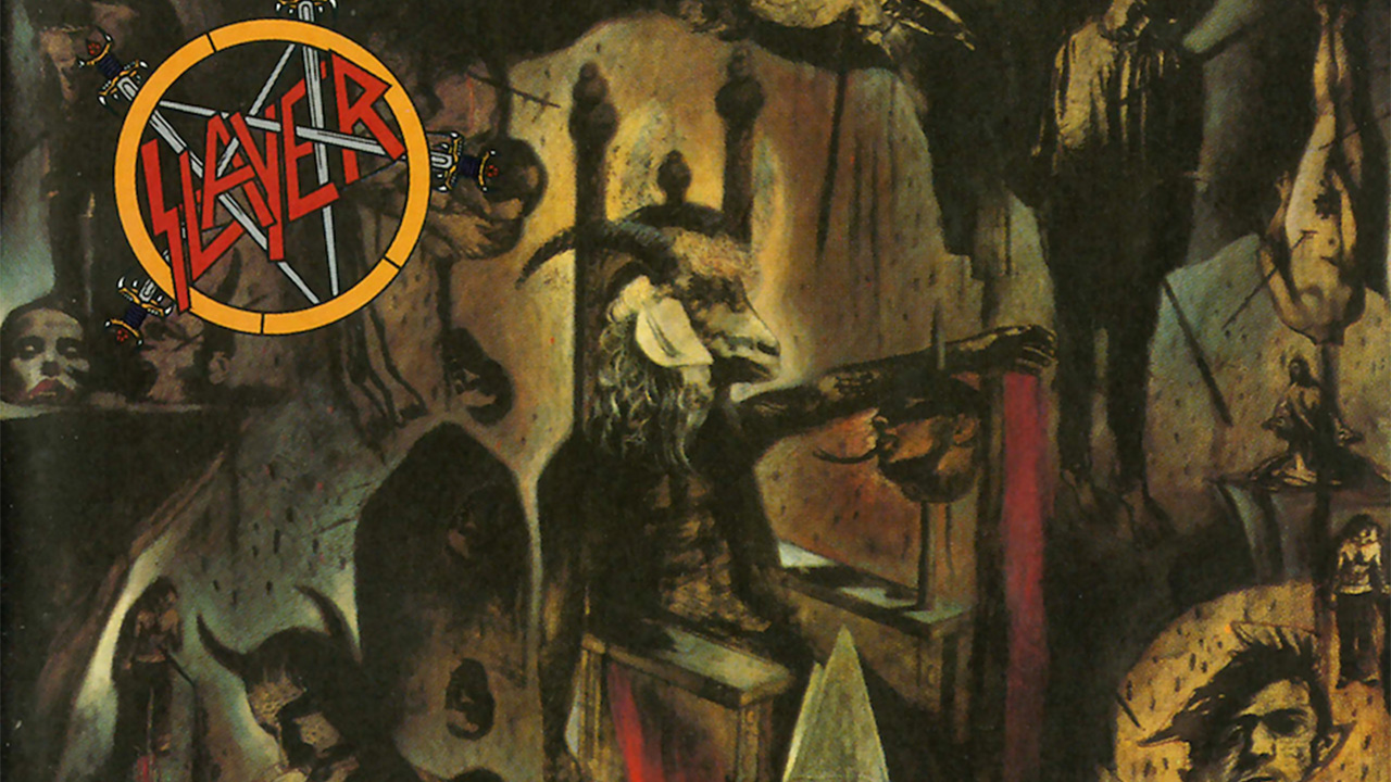 Artist who created Slayer's covers including Reign In Blood dies aged 65   Louder