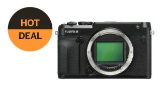 Save $1,000 / £,1000 on the Fujifilm GFX 50R –medium format madness!