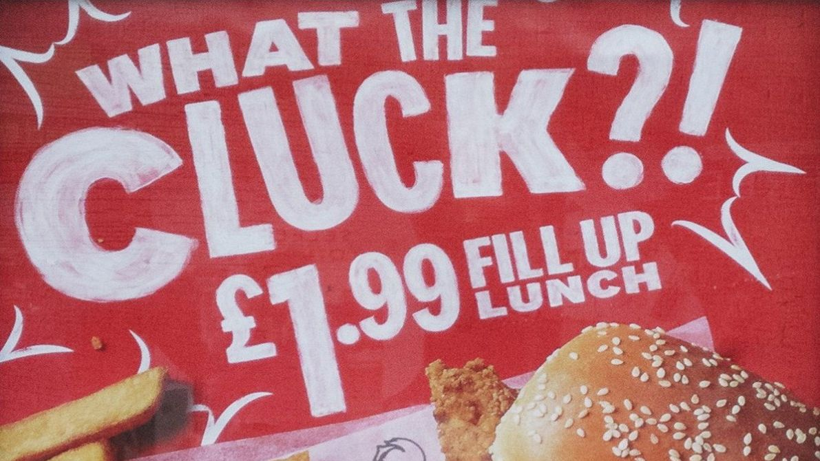 KFC's What the Cluck?! advert banned after complaints