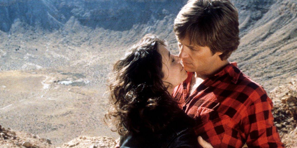 Karen Allen and Jeff Bridges