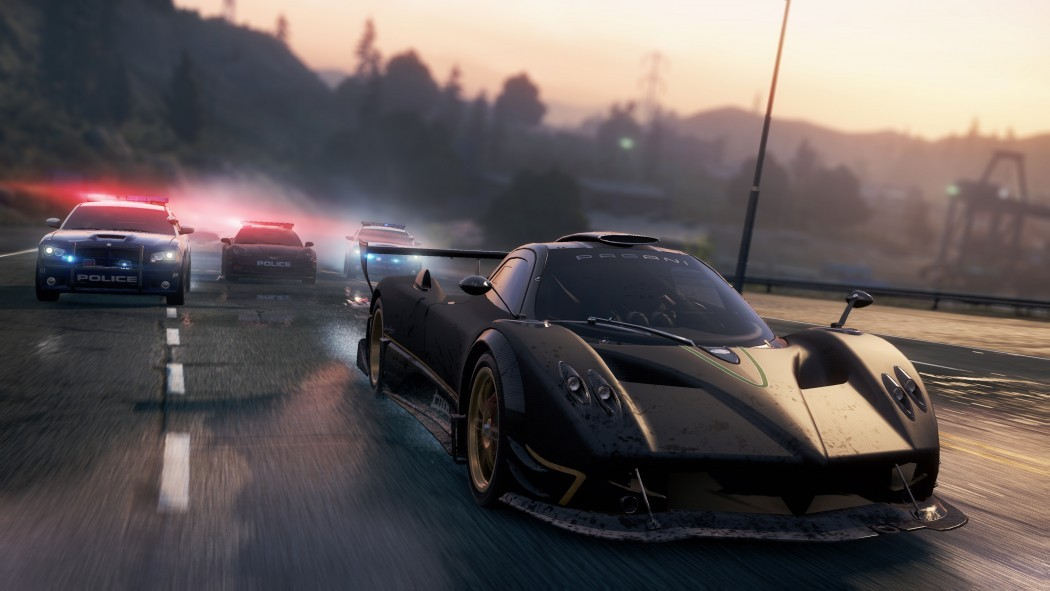 Need For Speed Most Wanted Ultimate Speed Pack Adds Five New Cars