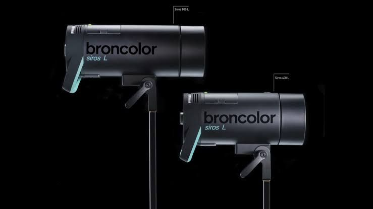 Broncolor Siros 400 L and Siros 800 L monolight review