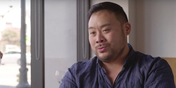 David Chang in the Ugly Delicious sneak peek