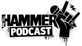 Metal Hammer Podcast logo