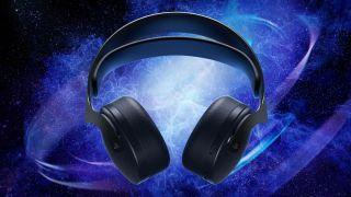 PlayStation Pulse 3D headset in Midnight Black