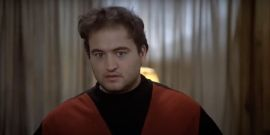 John Belushi's Last Day On Earth Was Apparently Spent On The Set Of Star Trek II