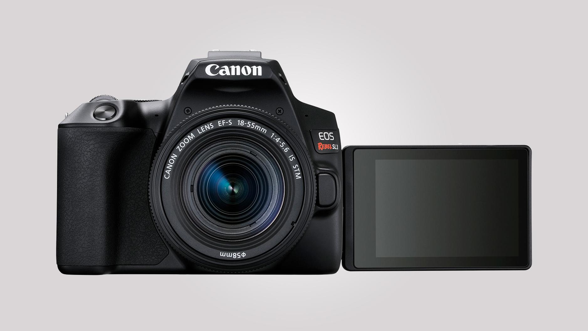 Canon Eos Rebel Sl3 Eos 250d Now Official Techradar