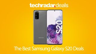 Galaxy S20 prices deals