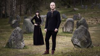 Wardruna press photo 2016