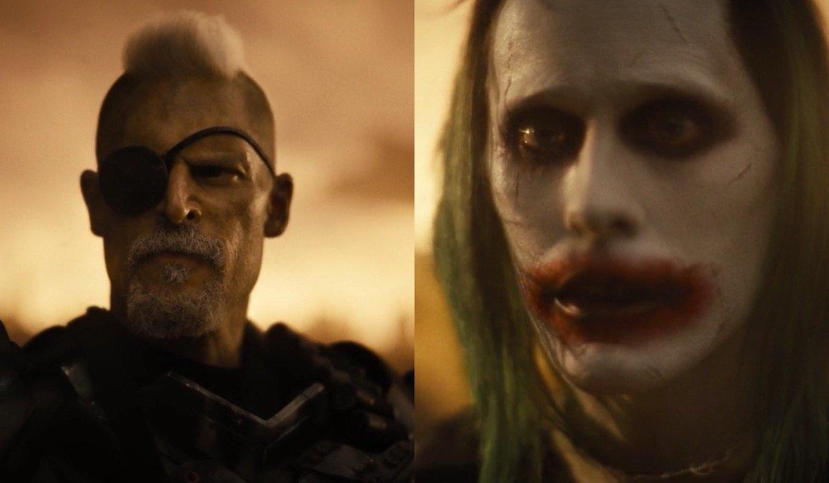 Deathstroke and Joker in Knightmare future