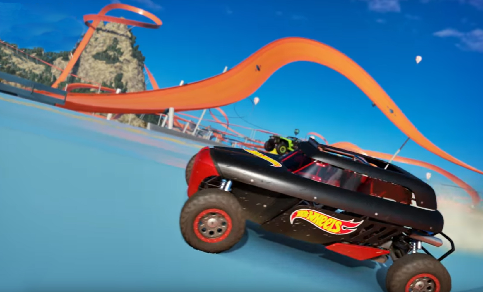 Forza Horizon 3 is getting loop-de-loops and a giant T-rex in new