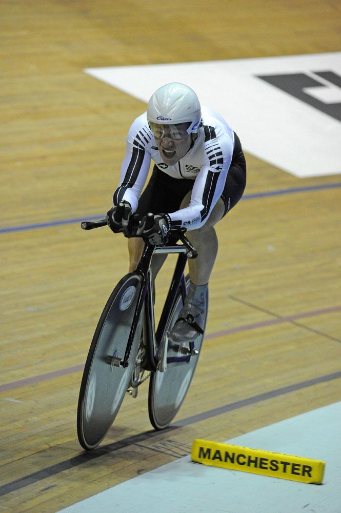 Matt Rotherham, British Track National Championships 2011