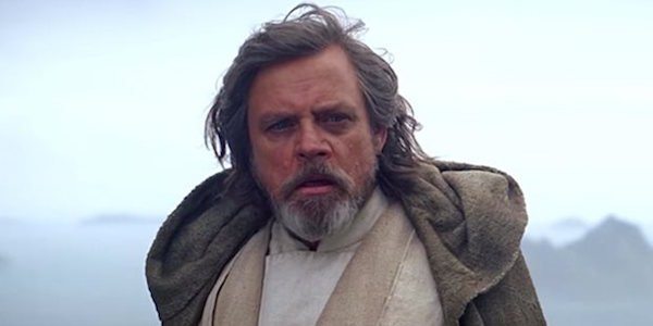 Luke Skywalker Star Wars: The Force Awakens
