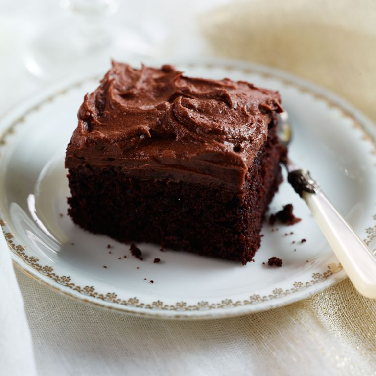 Chocolate fudge Icing recipe-Chocolate recipes-recipe ideas-new recipes-woman and home