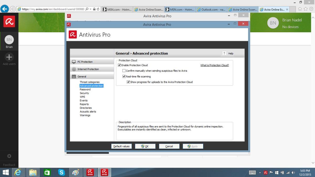 Avira Antivirus Pro Review | Tom's Guide