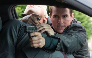 Jack Reacher Never Go Back Tom Cruise