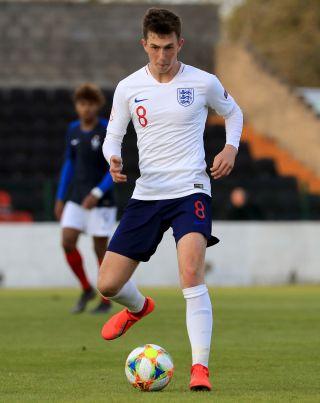 England v France – UEFA European Under-17 Championship – Group B – City Calling Stadium