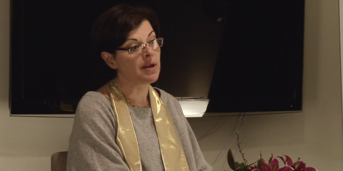 Nancy Salzman in The Vow