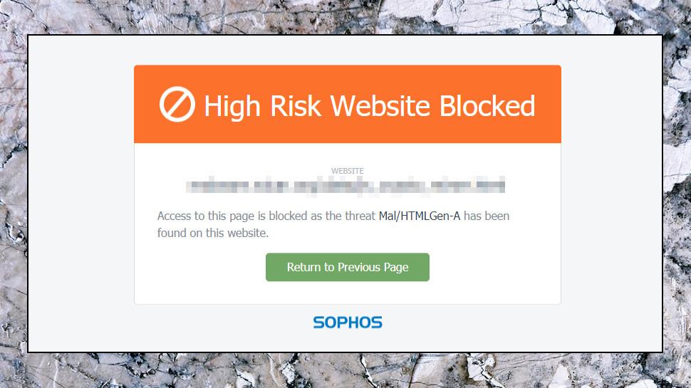 URL Blocking