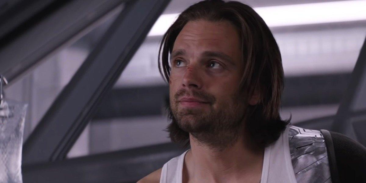 Sebastian Stan - Captain America: Civil War