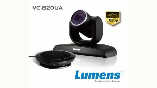 Lumens Introduces the VC-B20UA HD PTZ USB Camera and Speakerphone Kit
