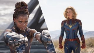 Black Panther 2 and Captain Marvel 2 just got full titles in MCU Phase 4 teaser