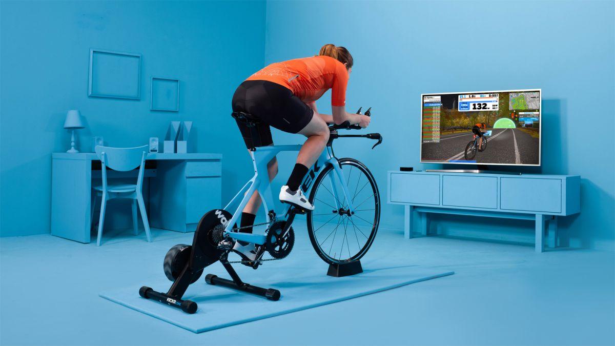 Велотренажер для тренировок дома