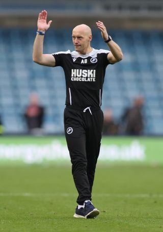 Millwall v Leeds United – Sky Bet Championship – The Den