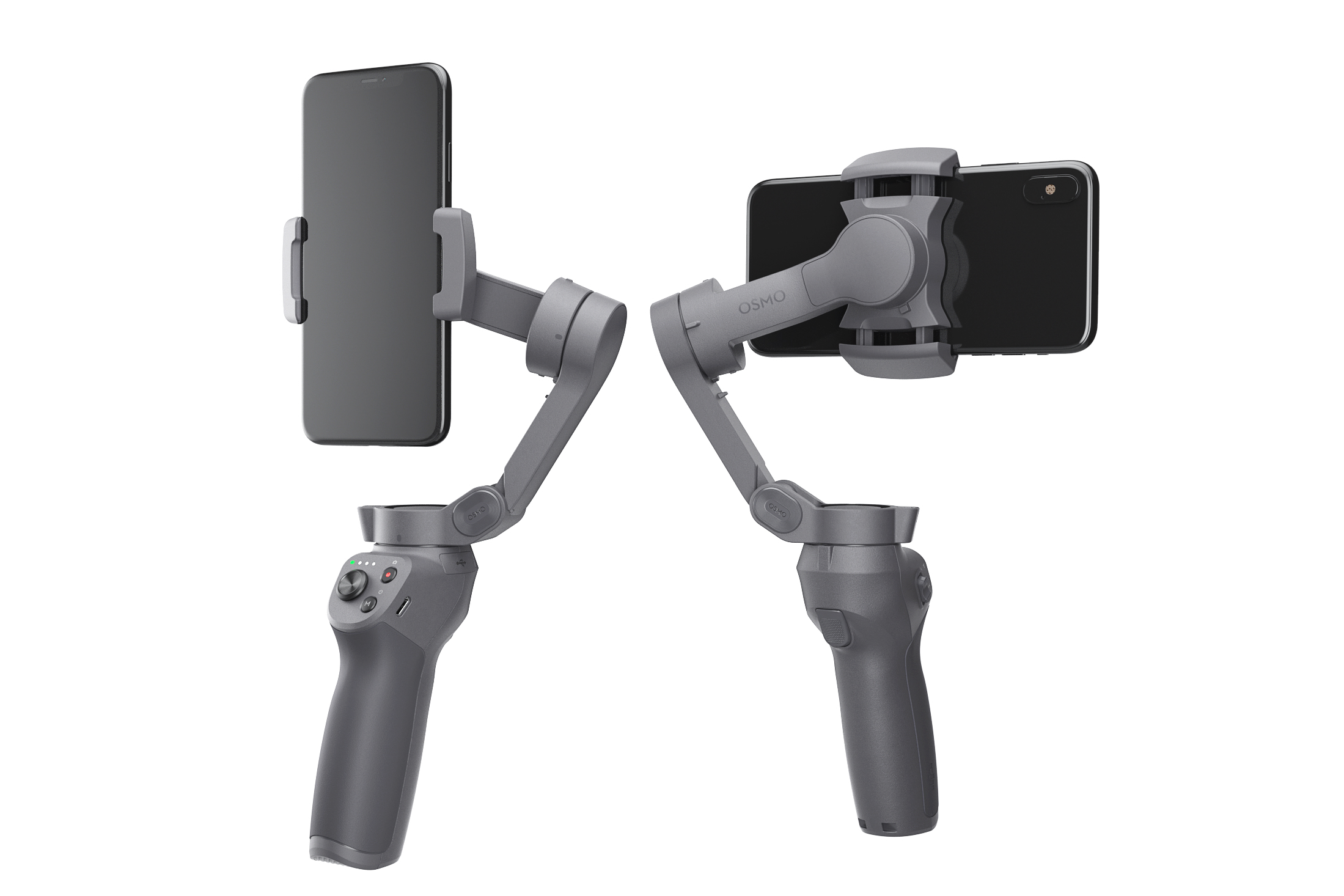 DJI Osmo Mobile 3 is a mobile gimbal that folds up like origami | Digital Camera World