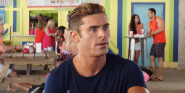 Zac Efron Is Wet And Shirtless In First Look At New Netflix Show