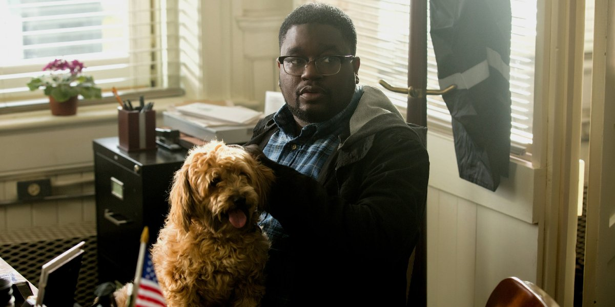 Lil Rel Howery in Get Out