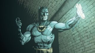 Batman: Earth One Volume 2