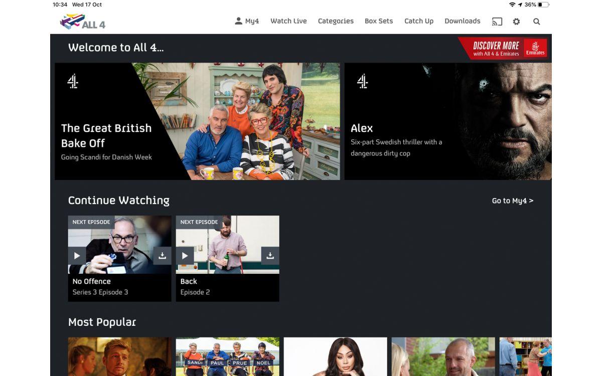 BBC iPlayer vs Sky Q vs All4 vs ITV Hub: UK TV Streaming